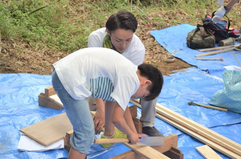 第15回 夏休み木工教室開催のご案内